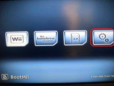 Wii BootMii를 이용하여 NAND백업 및 반벽돌 복구하기 - 파판